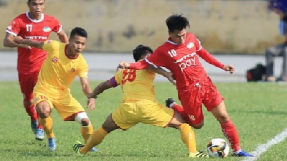 Công an vào cuộc điều tra vụ bán độ ở giải hạng nhất Việt Nam
