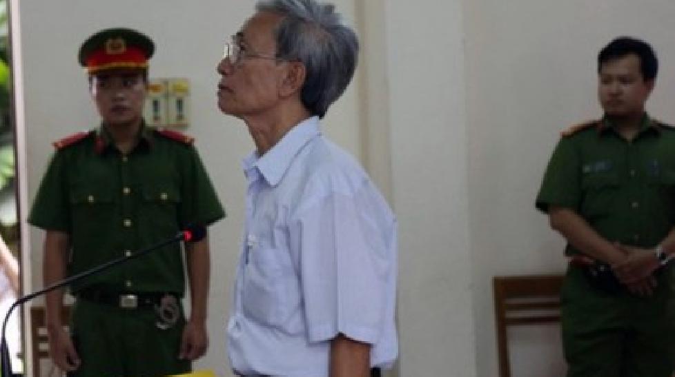 Nguyên nhân hủy án phúc thẩm đối với bị cáo Nguyễn Khắc Thủy