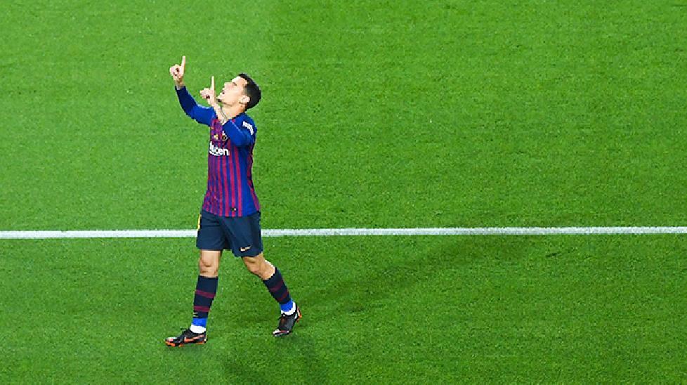 Coutinho: Xứng đáng kế thừa Iniesta