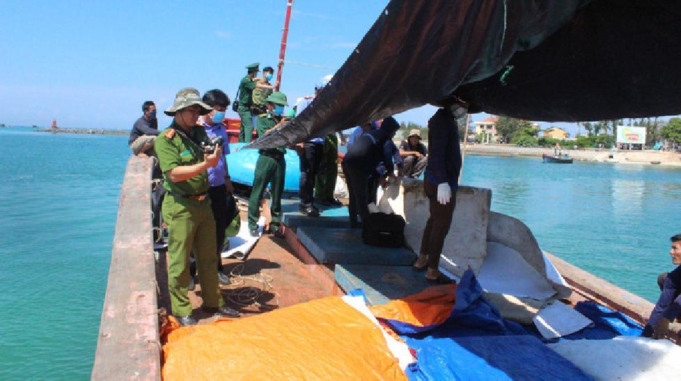 Quảng Ngãi: 3 ngư dân tử vong do tàu cá phát nổ