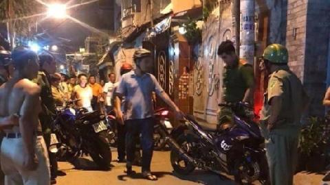 50 cảnh sát vây bắt nghi can đâm hiệp sĩ trong đêm