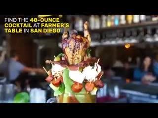 Sự kết hợp giữa cocktail và thịt nướng lạ miệng