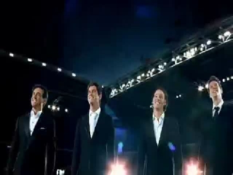 Ca khúc World Cup 2006: The Time of Our Lives - Il Divo & Toni Braxton