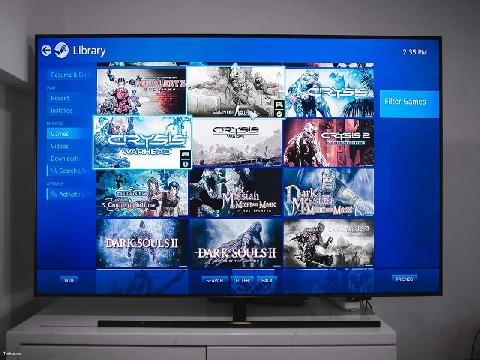 Steam Link - Giải pháp tuyệt vời giúp game thủ PC chiến trên TV màn hình bự