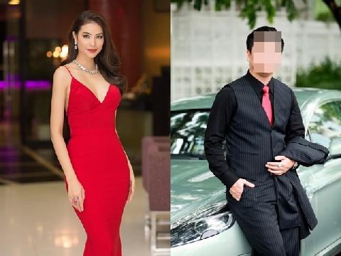 Lộ diện chân dung đại gia của Hoa hậu Phạm Hương