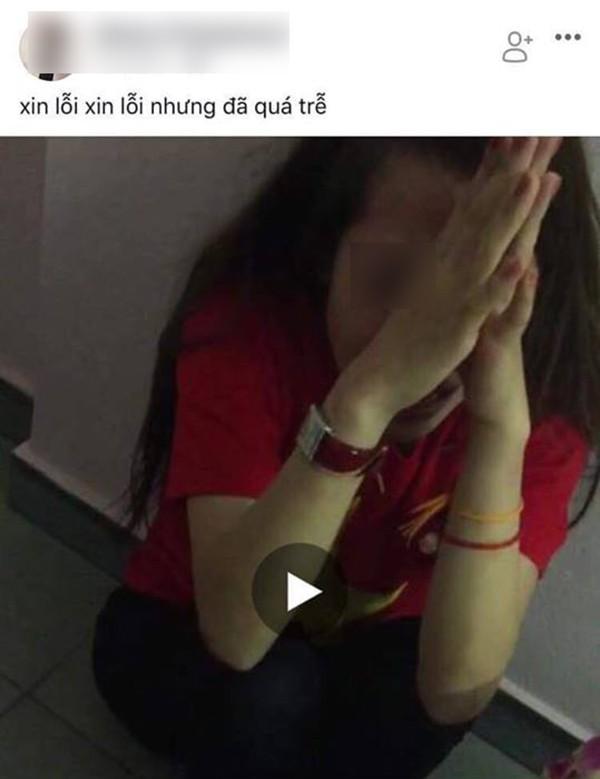 NÓNG: Clip người đàn ông ngoại quốc bạo hành, tung clip cô gái Việt đang van xin lên mạng - Ảnh 6.