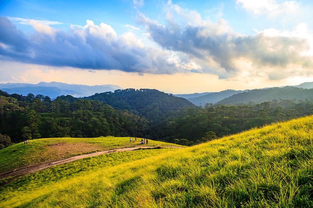 Ta Nang - Phan Dung: Cung duong trekking dep nhung day ray hiem nguy hinh anh 8