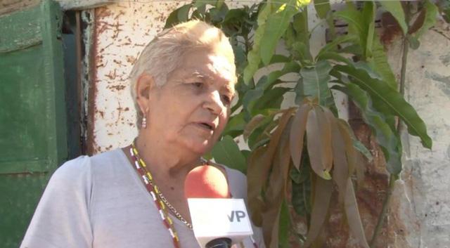 Bà Maria khẳng định đang mang thai ở tuổi 70