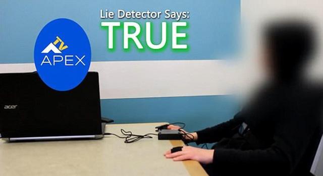 Bất ngờ khi máy nói dối liên tục cho ra kết quả là James nói thật