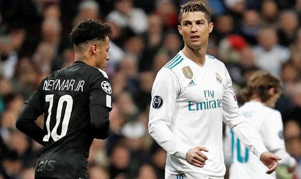 Real Madrid sẵn sàng bán C.Ronaldo để đón Neymar về sân Bernabeu