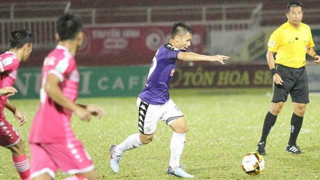 CLB Hà Nội đã thua trận đầu tiên ở V-League năm nay