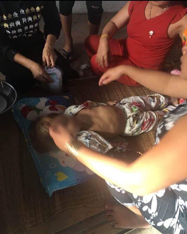 Vĩnh Long: Bé gái 4 tuổi nghi bị đôi nam nữ bạn thân của bố nhận chăm sóc rồi đánh tử vong, vứt xác trước ngày sinh nhật  - Ảnh 2.