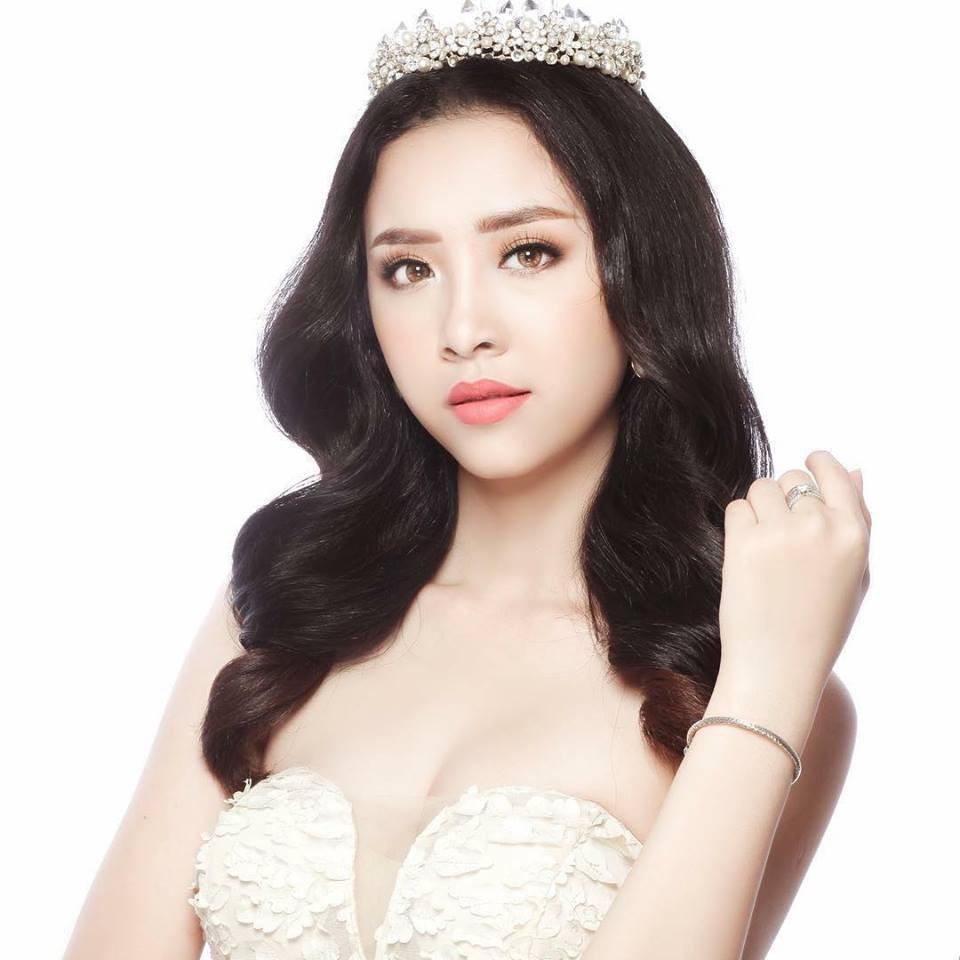 Dàn người đẹp lọt vào chung kết Hoa hậu Việt Nam 2018: Từ mới toanh đến Hoa khôi, con nhà nòi có tiếng trong showbiz - Ảnh 22.