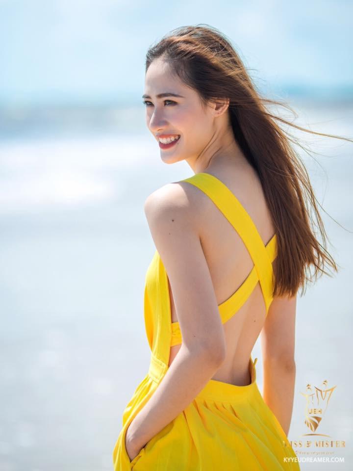 Dàn người đẹp lọt vào chung kết Hoa hậu Việt Nam 2018: Từ mới toanh đến Hoa khôi, con nhà nòi có tiếng trong showbiz - Ảnh 30.
