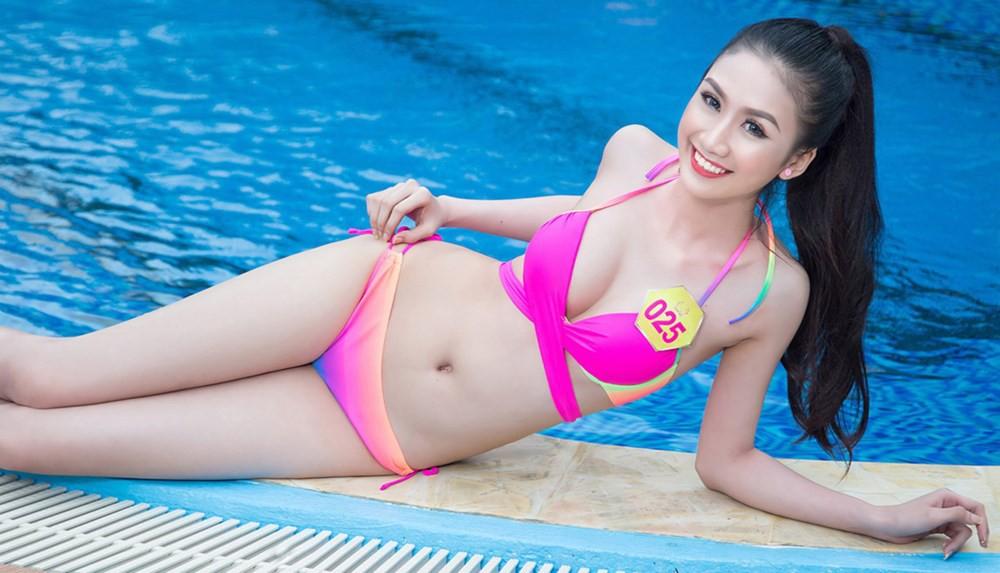 Dàn người đẹp lọt vào chung kết Hoa hậu Việt Nam 2018: Từ mới toanh đến Hoa khôi, con nhà nòi có tiếng trong showbiz - Ảnh 25.