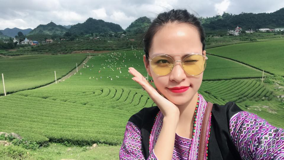 Dàn người đẹp lọt vào chung kết Hoa hậu Việt Nam 2018: Từ mới toanh đến Hoa khôi, con nhà nòi có tiếng trong showbiz - Ảnh 9.